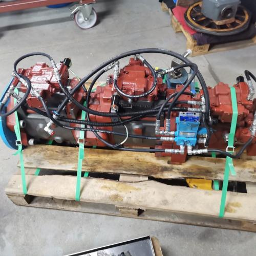 naprawa silnika hydraulicznego w firmie hydromotor.pl